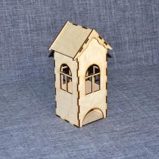 Чайный домик с окнами