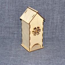 Чайный домик с цветком