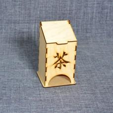 """Малый чайный домик с иероглифом """"Чай"""""""