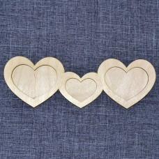 Три сердца