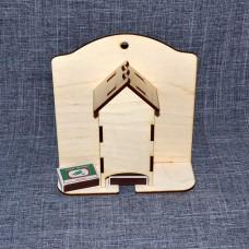 Короб для спичек с подставкой